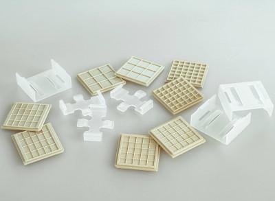 Zubehör: Substrat Träger – Produkte Alineason
